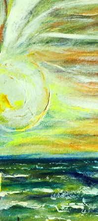 2010 Yellow Sun 5x10