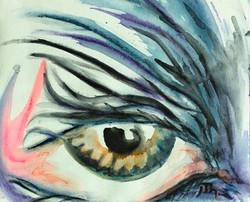 2015 Pink Eye 12x12