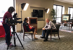 Channel 5 News Interview