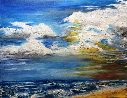 Ocean Sunset 2013
