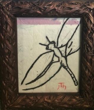 Dragon Fly sketch