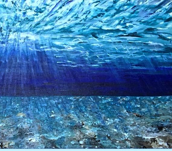 fish ocean 2016
