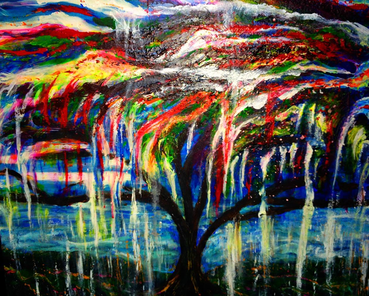 Bleeding Tree - SOLD