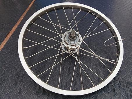 電動アシスト自転車スポーク折れについて