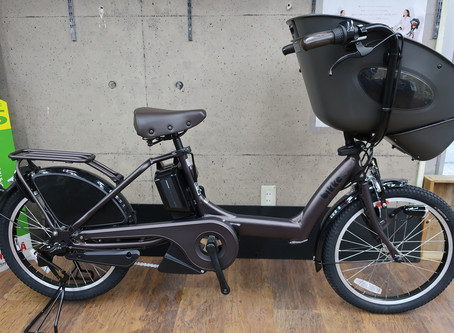 子供乗せ電動アシスト自転車在庫有ります