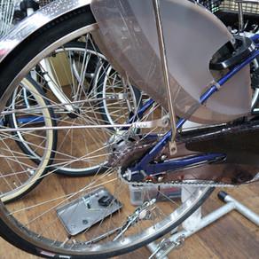 電動アシスト自転車のスポーク交換