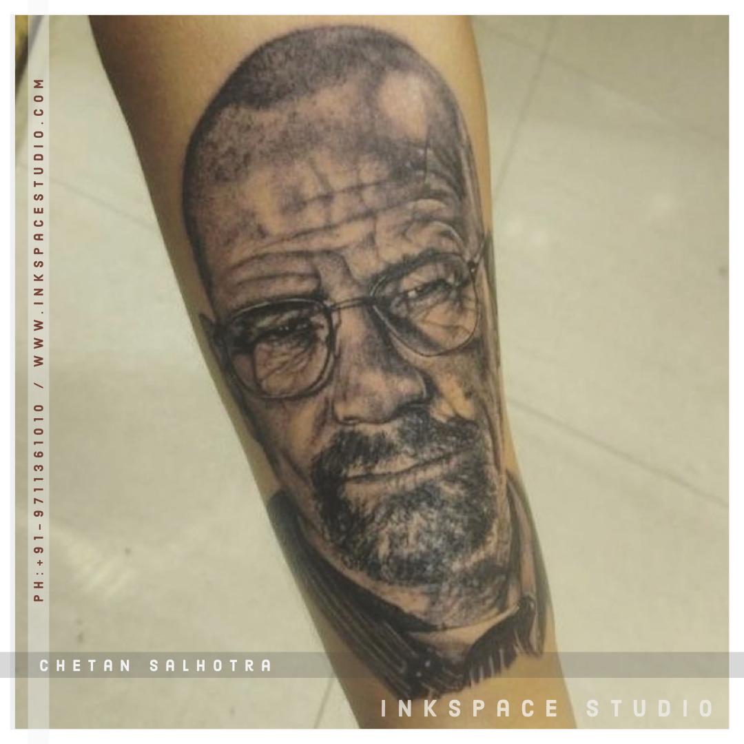 Heisenberg Tattoo