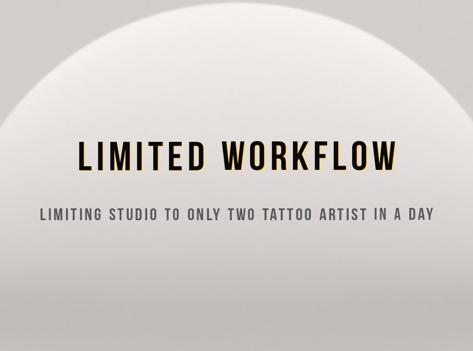 LIMITED WORKFLOW
