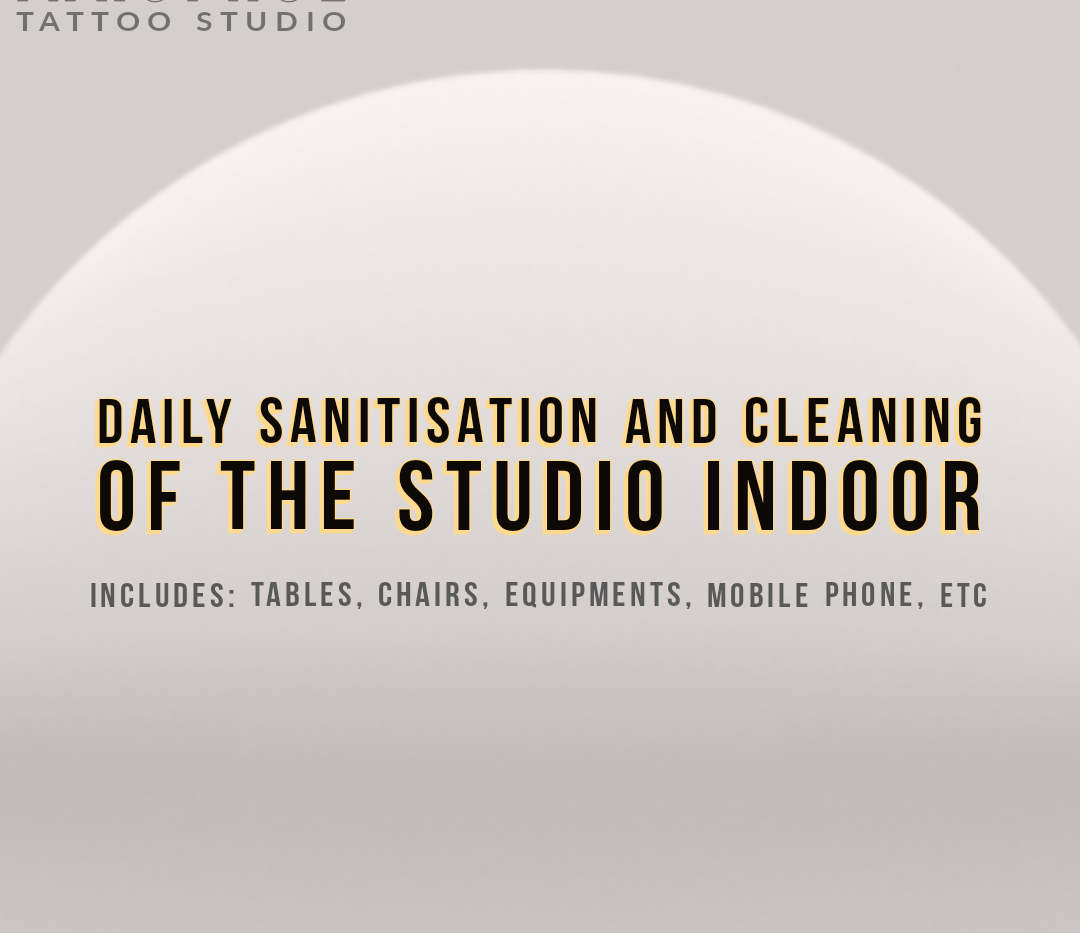 STUDIO INDOOR