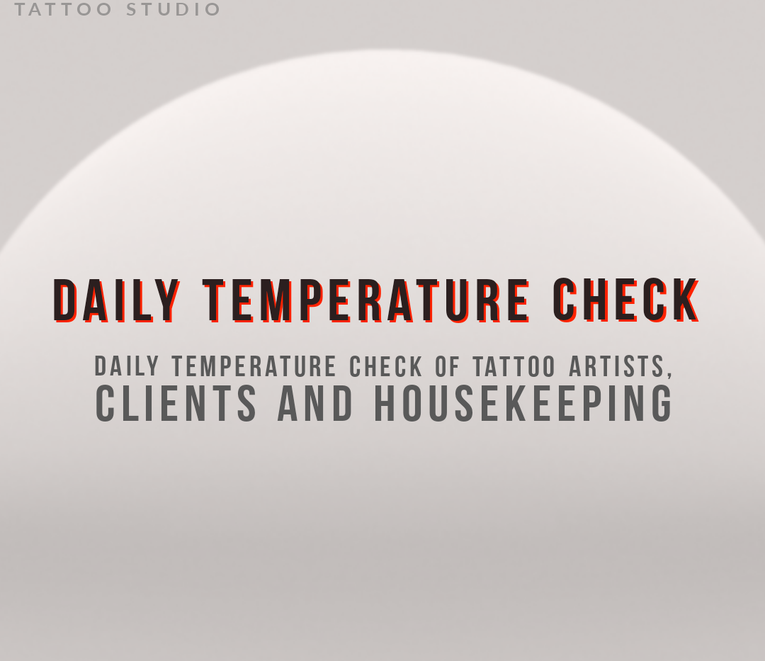 DAILY TEMPERATURE CHECK