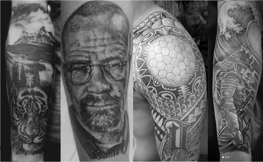 New Tattoo Appointments