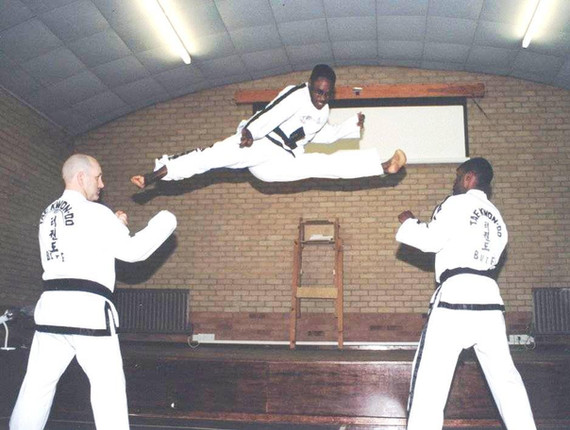 Harrow Taekwondo Split Kick.jpeg