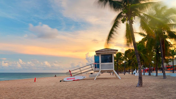 Beat Winter in Fort Lauderdale!