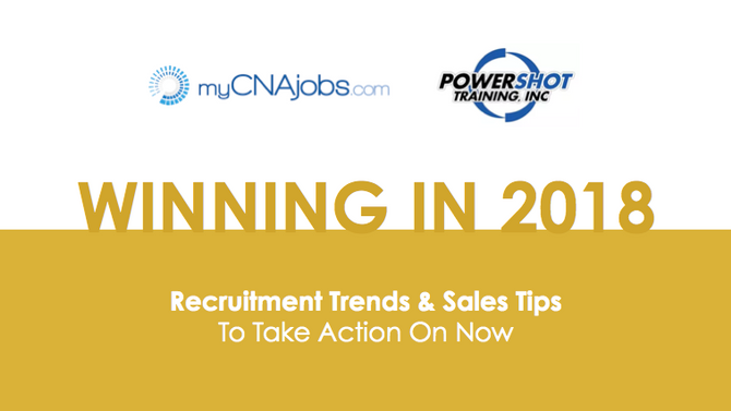 Free CNA & Sales Recruiting Webinar