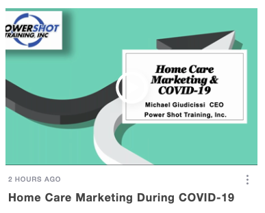 COVID-19 Marketing Webinar Replay Link