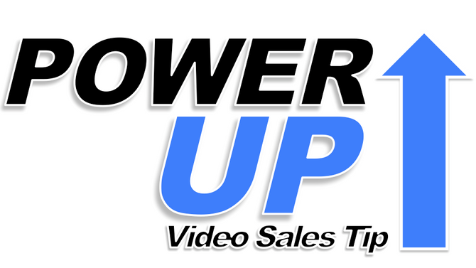 POWERup Sales Tip #1 - Meet Only Once