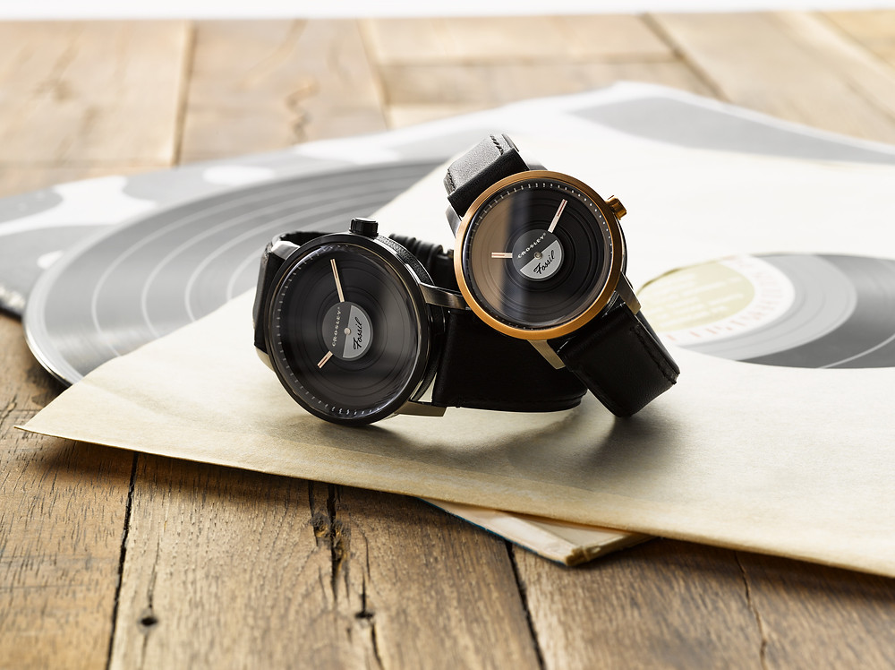 Limited Edition Crosley x Fossil Available in Singapore