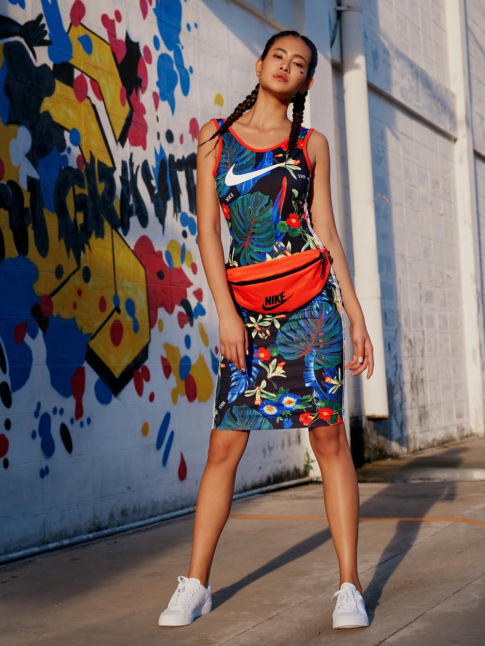 moderadamente secundario ven  Zalora Partners With Nike To Bring The Nike Hyper Flora Collection