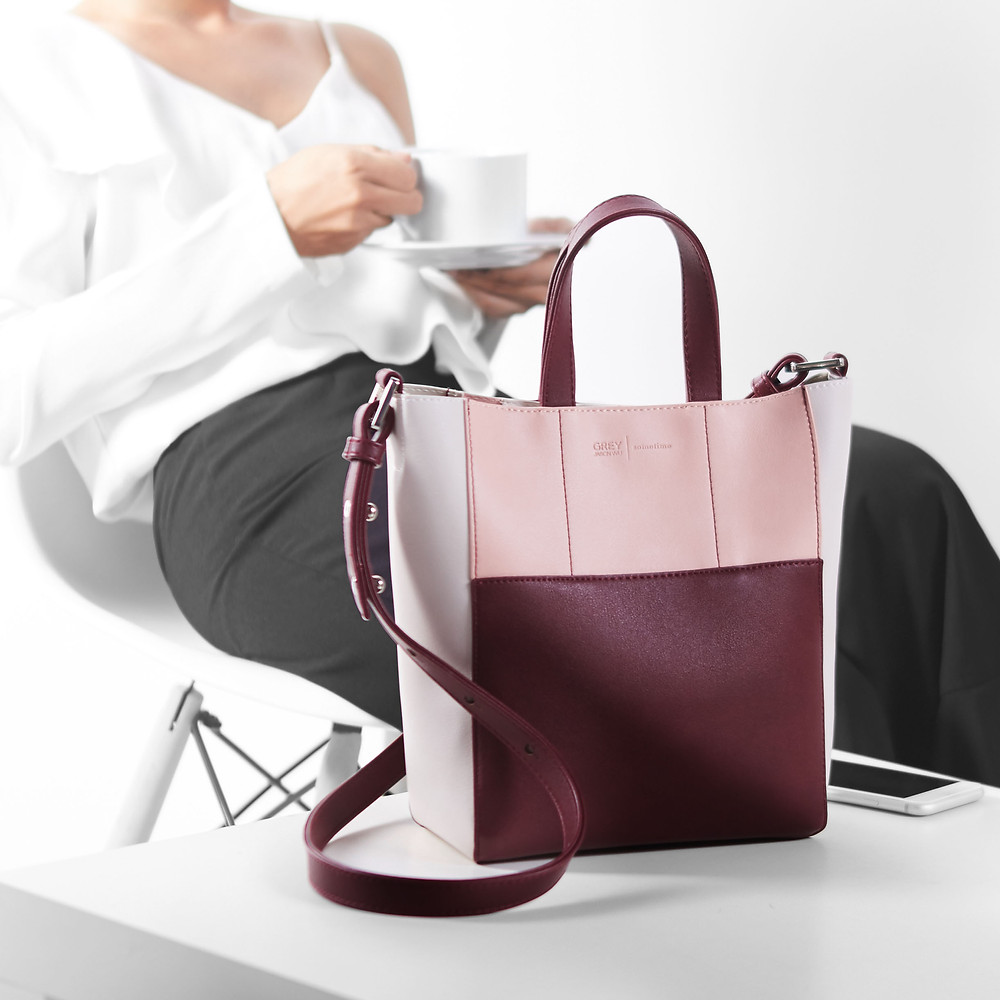 Zalora Launches Exclusive Jason Wu GREY x Sometime by Asian Designers Edie Tote Bag