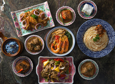 Break fast at Katong Kitchen with their Ramadan 2019 Dinner Buffet Menu