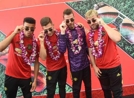 Maui Jim Launches Manchester United Collection