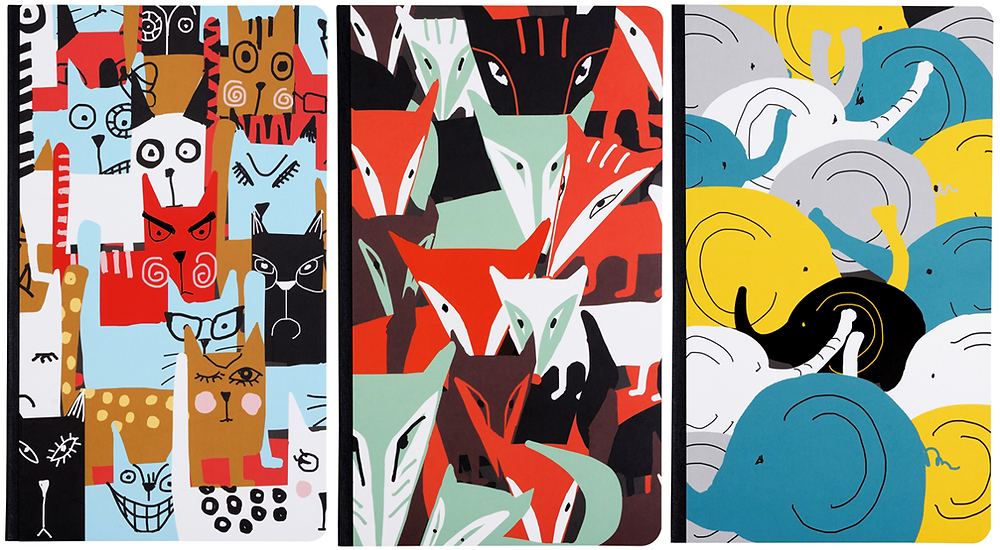 Express Your Personality with Playful Prints From Collins Debden's Seasonal Collection