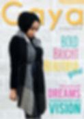 Gaya Magazine October issue - Indonesia Muslim Fashion Week. Modest Fashion Brands.