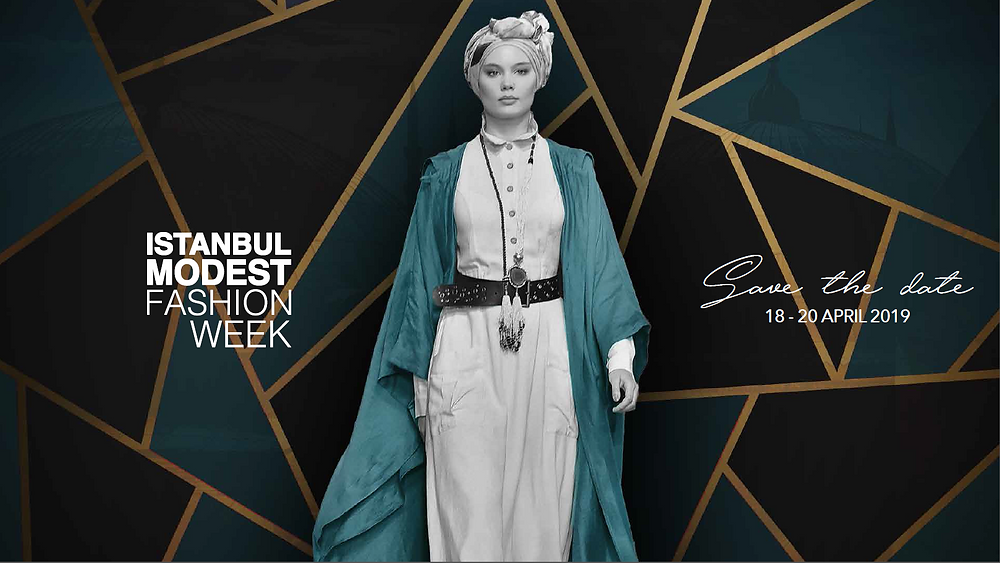 Istanbul Modest Fashion Week 2019