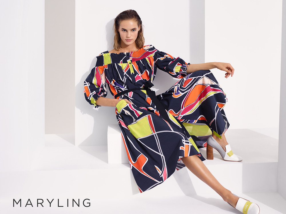 MARYLING Spring/Summer 2019 Collection Island Escape | GAYA Magazine
