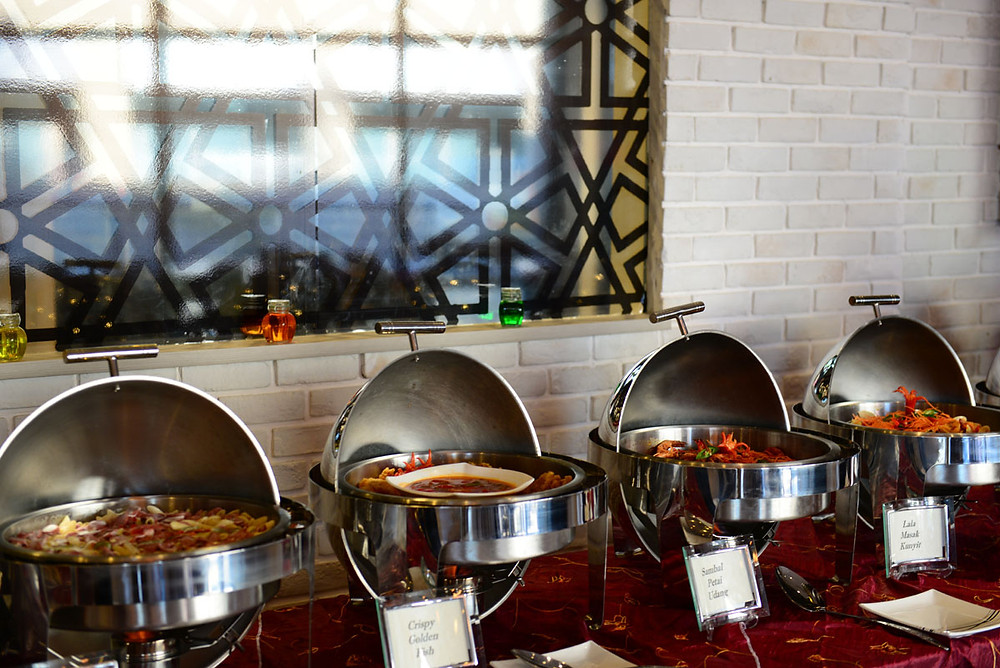 All-you-can-eat Buffet at Chef Wan's Kitchen