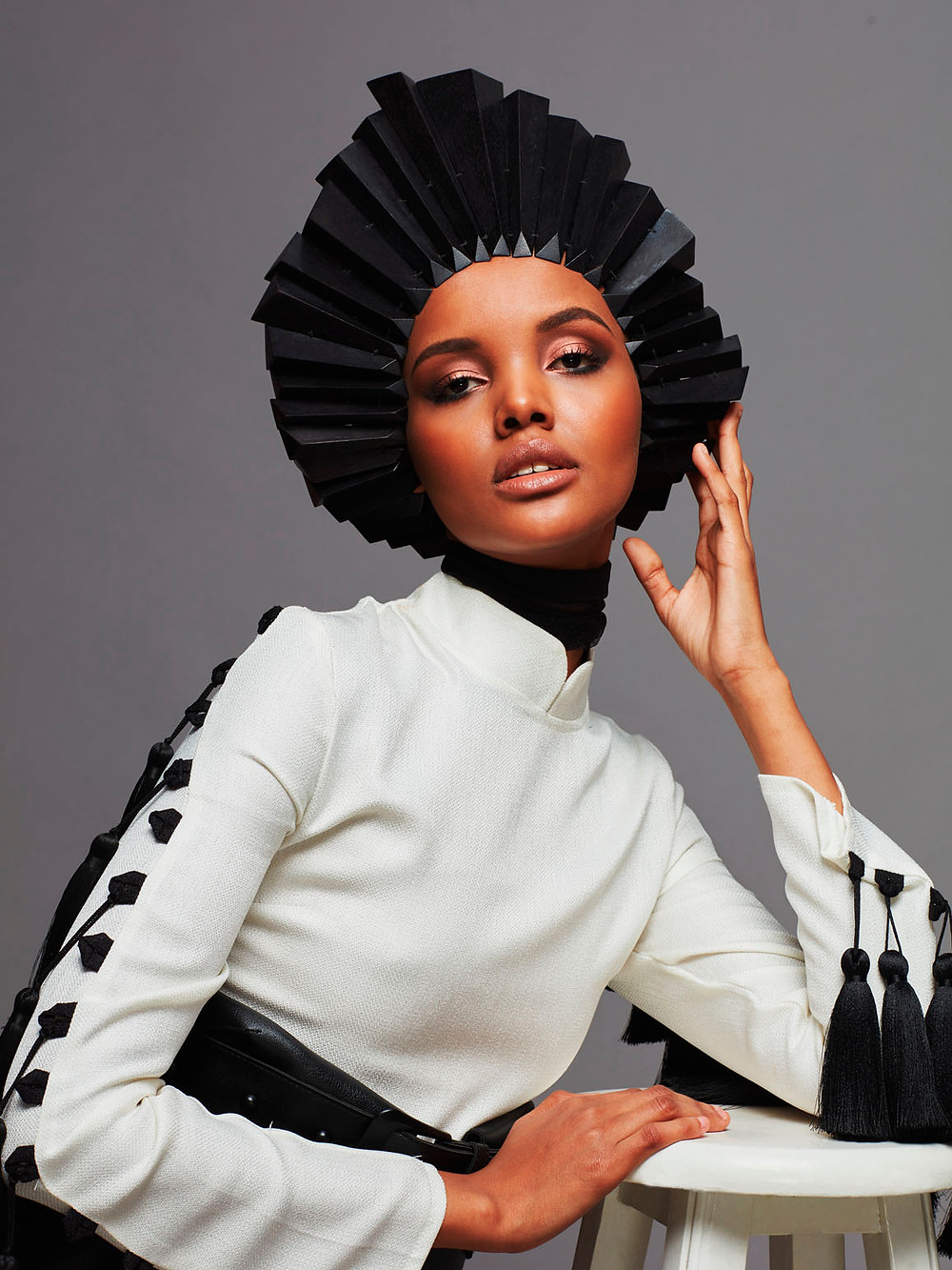 Halima Aden's First Fashion Collaboration to be Unveiled at Istanbul Modest Fashion Week, 20-21 April 2019