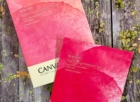 Canvas Launches New Rose Otto Multi-Intensive Hydraessence Mask