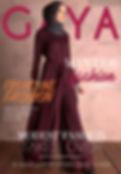 Gaya Magazine December issue - Hijab fashion, Modest Fashion, Muslim Fashion