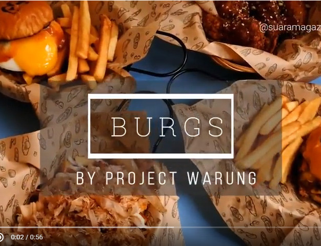 Burgs by Project Warung - Branding Video