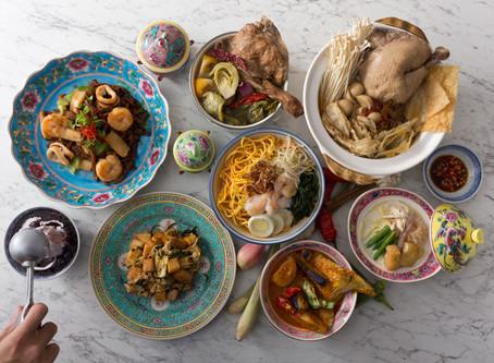 Straits Café's Iftar Spread this Ramadan