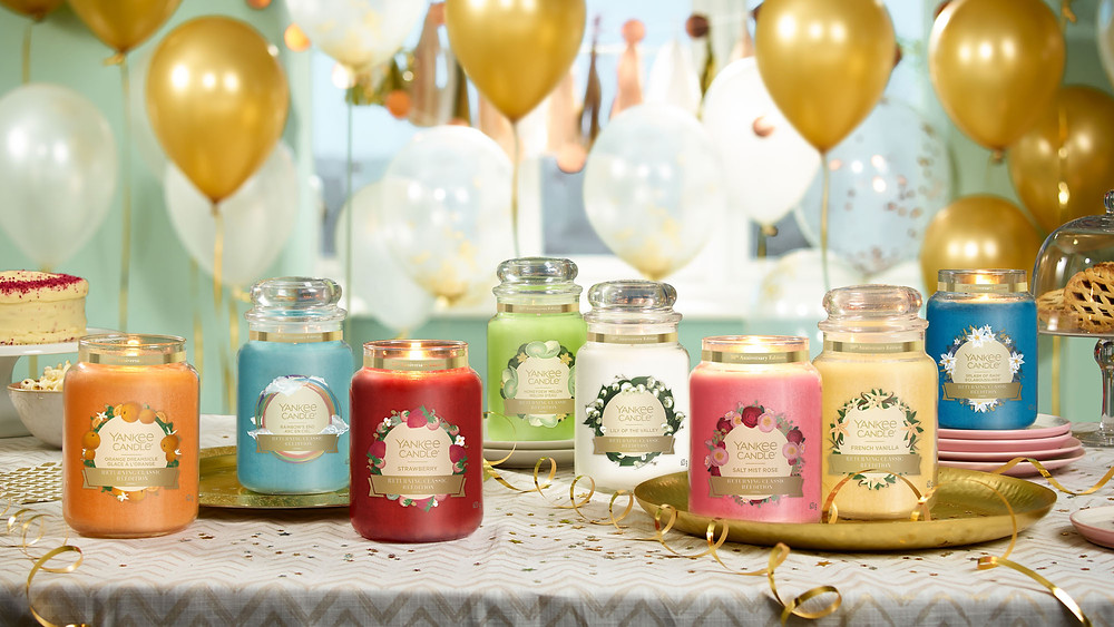 Yankee Candle Celebrates 50 Years Of Candle-Making And A 'Scent-Evoking' 10 Years In Singapore