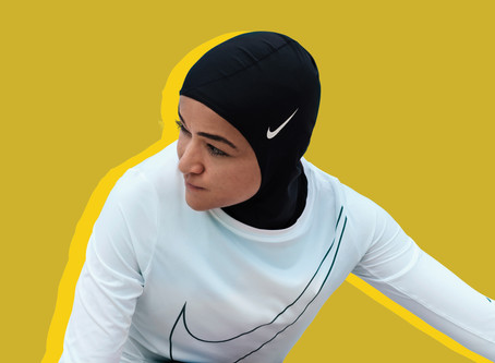 Sports Hijab Makes TIME Magazine's Best 25 Inventions of 2017