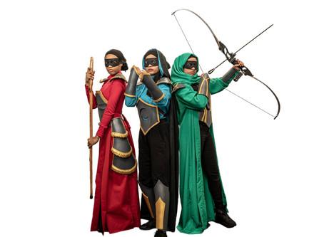 Smash hit Muslim pantomime to tour UK this December