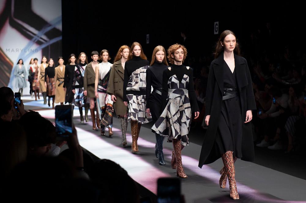 MARYLING Fall/ Winter 2019 at Milan Fashion Week