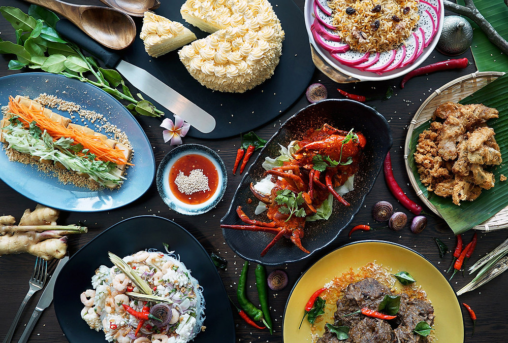 Have Iftar with the Ramadan Buffet at Saltwater