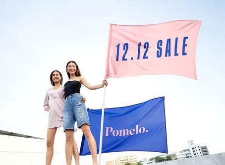 Enjoy The Best Fashion Deals During Pomelo 12.12 Mega Sale!