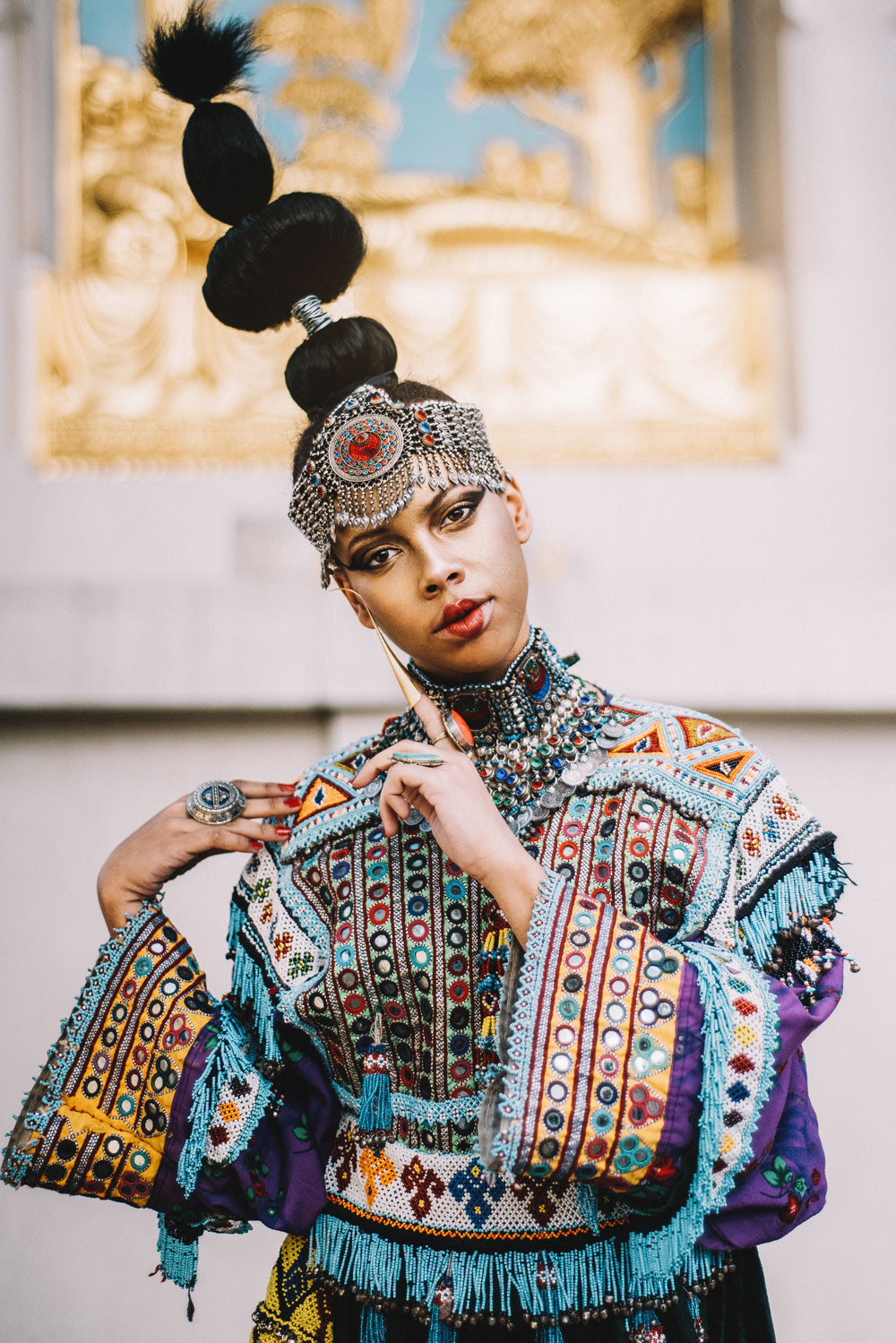 AVIZEH - Ethnic Afghan Jewellery & Clothing