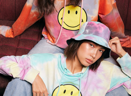Pomelo Partners With Smiley to Launch Special Capsule Collection