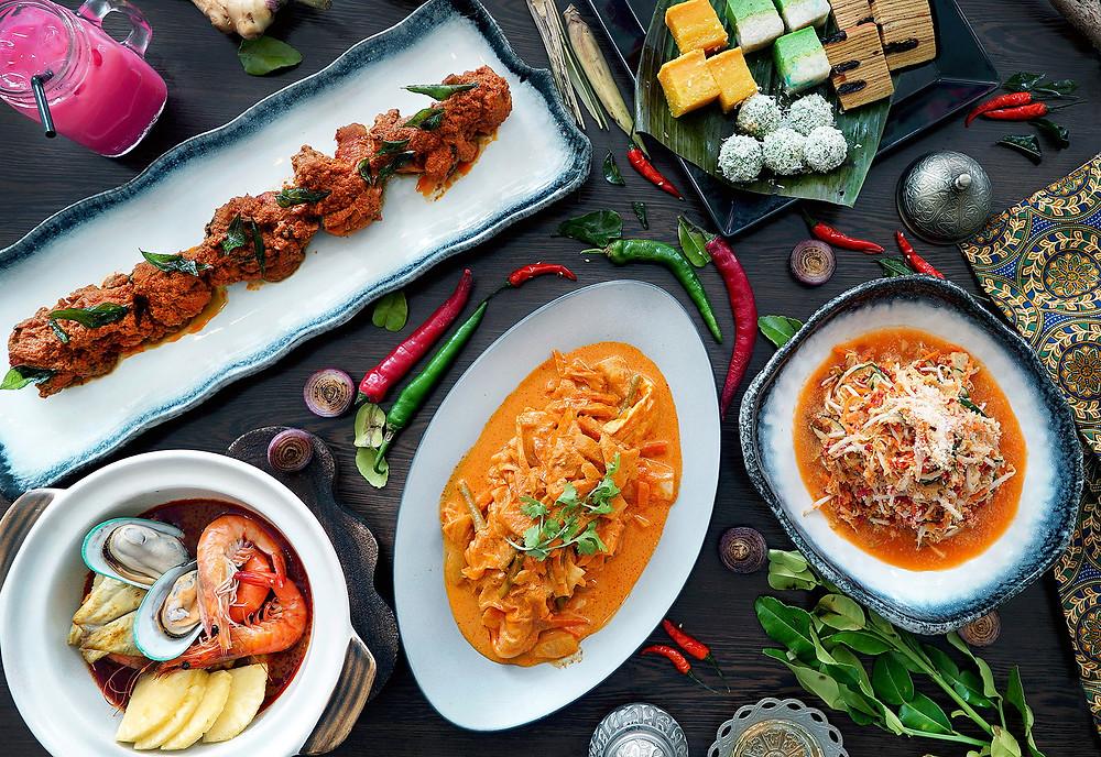 Break Fast at Katong Kitchen with the Ramadan Buffet