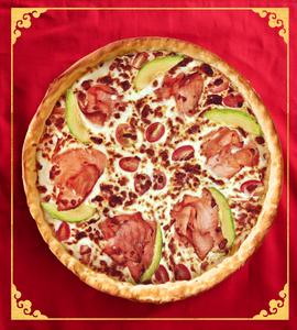 PEZZO - Prosperity Smoked Salmon Pizza