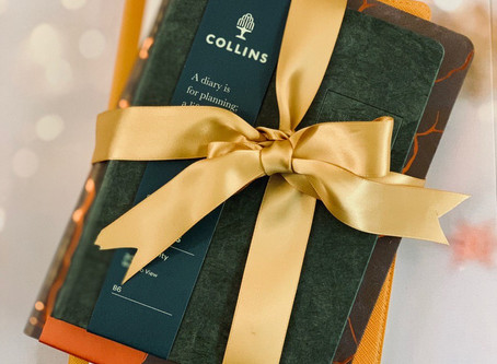 The Christmas Edition: Spread the Holiday Cheer to Your Loved Ones with Collins Debden
