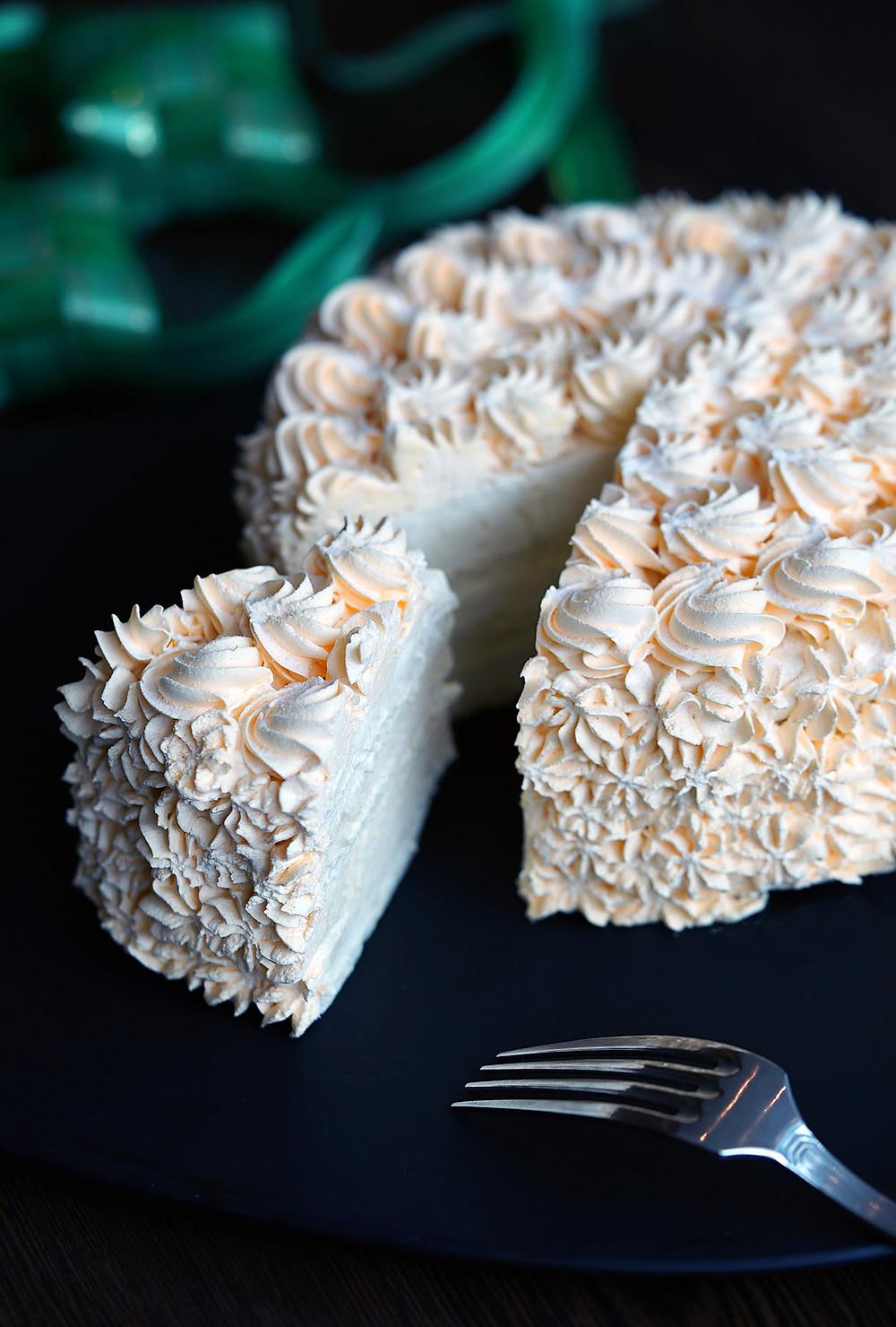 Saltwater Ramadan Durian Cake