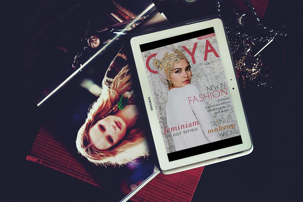 International Muslim Modest Fashion Magazine