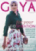 Gaya Magazine September issue - For your Eid Inspiration. Hijab & Modest fashion for the Muslim woman.