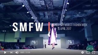 Singapore Modest Fashion Week - Branding Video
